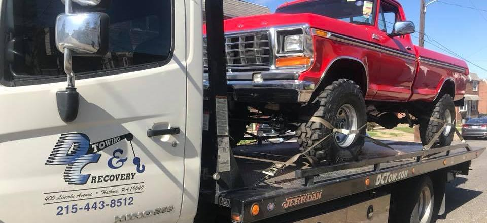 <h2 style='color:#FFFFFF !important;                                              '>20 Years Of Experience</h2>                                             <span class='slideDesc'>In The Professional Towing Industry</span>
